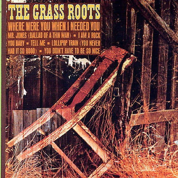 Grass Roots - Where Were You When I Needed You (+8)