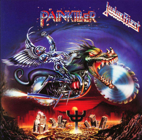 Judas Priest - Painkiller 180g Gatefold