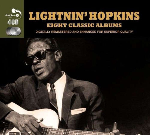 Hopkins, Lightnin' - 8 Classic Albums Digipak