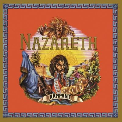 Nazareth - Rampant (+1 Gatefold 180g)