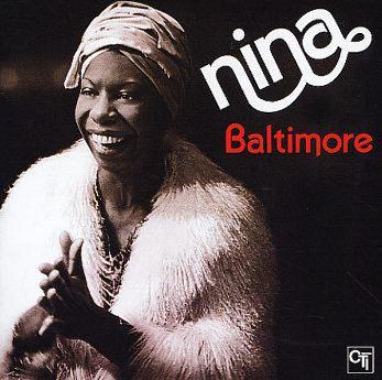 Simone, Nina - Baltimore CD