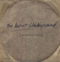 Velvet Underground - Scepter Studios Acetate