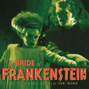 Bride Of Frankenstein 180g