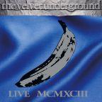 Velvet Underground - Live Mcmxciii Blue Vinyl