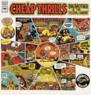 Joplin, Janis - Cheap Thrills 180g