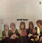 Small Faces - First Step Opaque Orange Vinyl