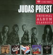 Judas Priest - Original Album Classics Box Set
