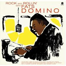 Domino, Fats - Rock And Rollin' With Fats Domino (+4 180g)