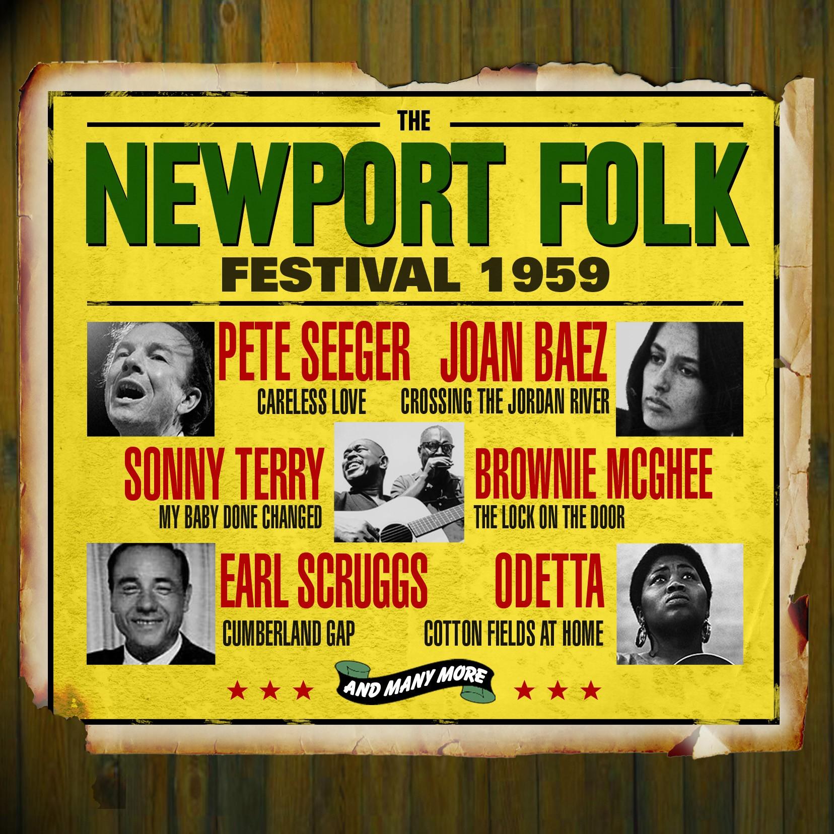 Various The Newport Folk Festival 1963 The Evening Concerts Vol 2