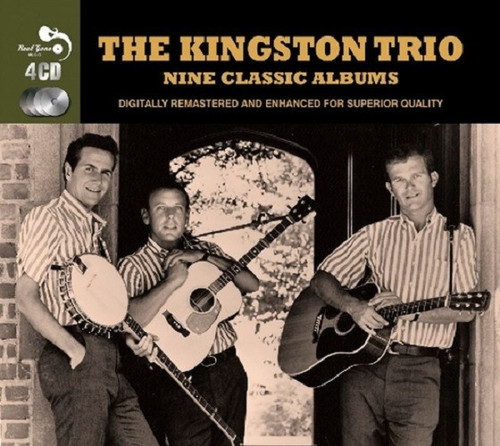 Kingston Trio - 9 Classic Albums Digipak