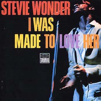 Wonder, Stevie - I Was Made To Love Her Vinyl